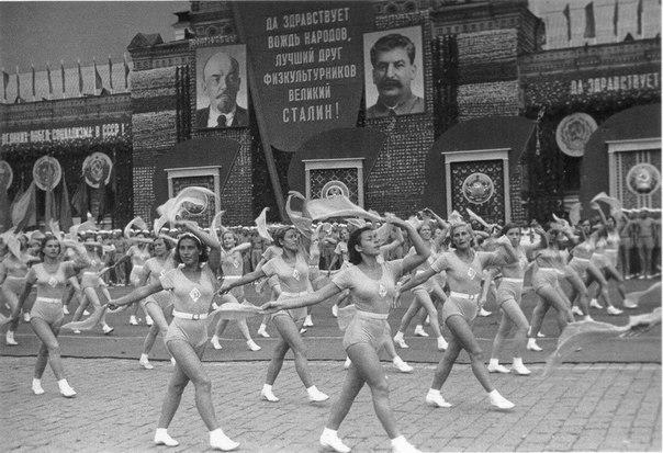 Сталин и советский спорт