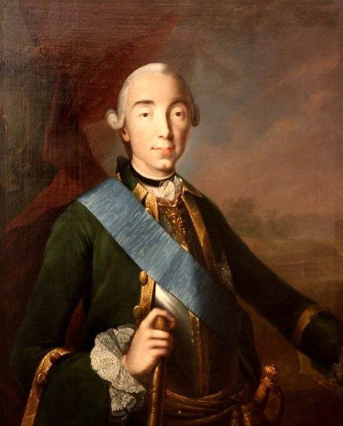 Коронация Петра III