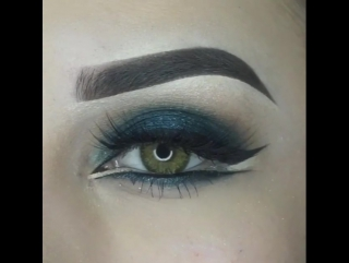 Выразительный макияж