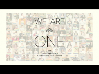 Tanya x amei x sandy x naying x rainie x elva x alin x s - we are one