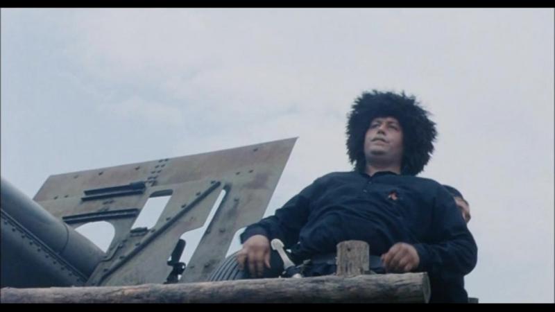 Господа офицеры. Спасти императора (2008). Бой на железной дороге