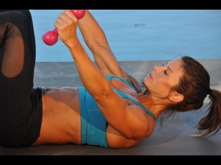 Burn Fat and Build Lean Muscle 20 min 400-450 Calories