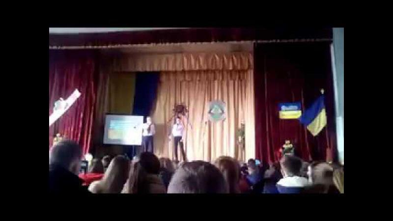 Горохівський коледж ЛНАУ Виступ