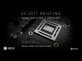 #BE3  Bethesda Press Conference E3 2017 - NEW XBOX ONE X 4K Gaming Console