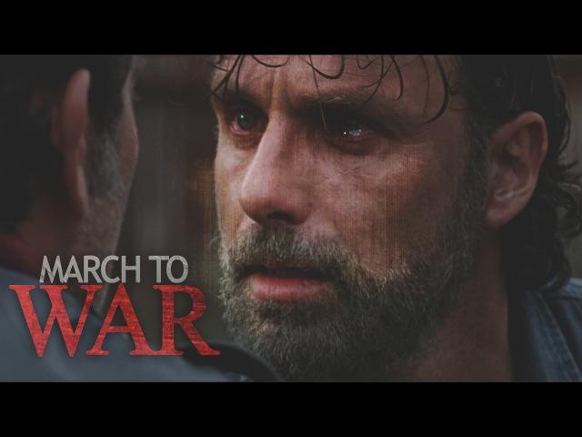 The Walking Dead | March To War | HD