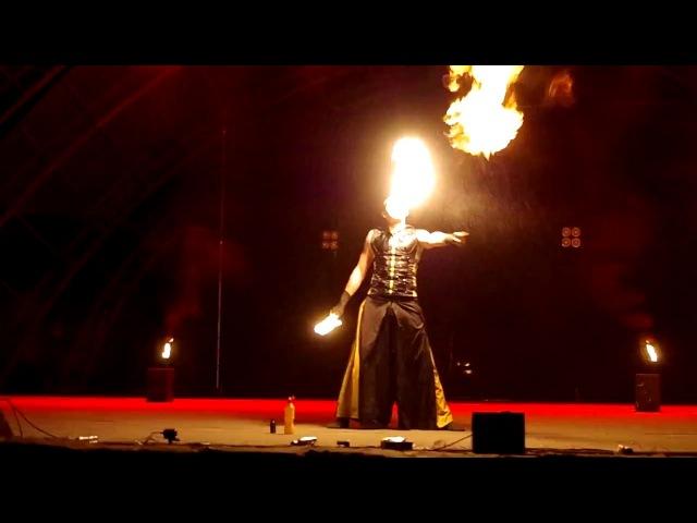 Zerg, FireLifeFest 2017