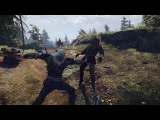 A Dance with Witcher