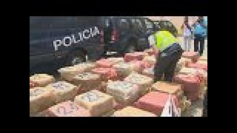 5,5 тонн кокаина изъяла береговая охрана Эквадора (новости)