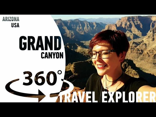 Find Marina in 360° Near Grand Canyon Arizona USA | Video Travel Explorer | Attraction 6