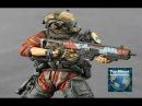 "McFarlane Toys Color Tops 7"" Titanfall 2 Pilot Jack Cooper Figure Review"