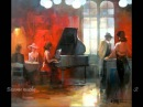 Besame Mucho / paintings of Haenraets and Atroshenko