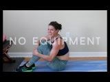 No Equipment 60 Minute HIIT Vaca Workout #2