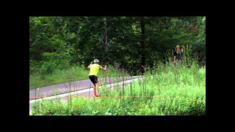 DSV-Experten-Tipps   Training mit Inlinern und Rollski (Skilanglauf)