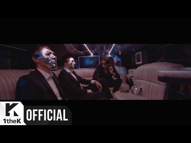 [MV] Justin Oh(저스틴 오) _ Jekyll Hyde (KR Version) (feat. Hyolyn of Sistar (효린 of 씨스타))