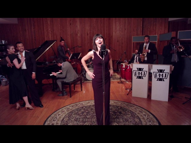 I Will Survive - Vintage '40s Jazz / Latin Ballroom Style Cover ft. Sara Niemietz