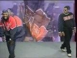 bleek bleek boyz perform - shank a lank on the ron alexander show 1995