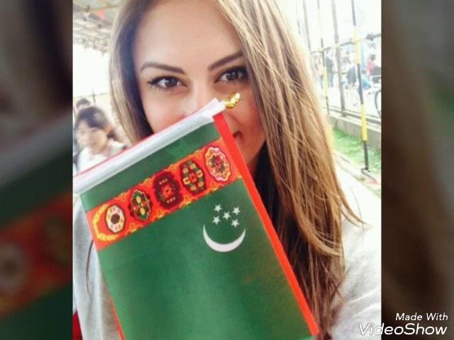 Turkmen gyzlary 2017