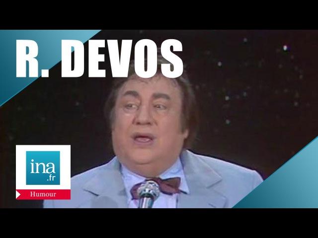 Raymond Devos Parler pour ne rien dire | Archive INA