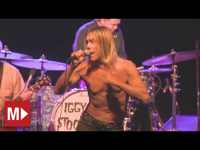 Iggy and the Stooges Live In Sydney Full Concert