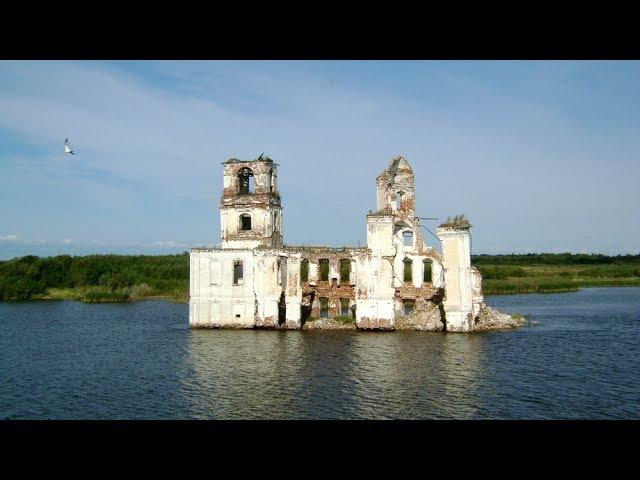 Небо на земле Леушинский монастырь