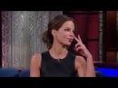 Kate Beckinsale speaks on Russian