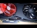 XFX Radeon RX 480-8Gb GTR (распаковка)