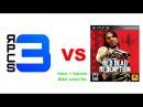 Red Dead Redemption RPCS3 Emulator - Intro Saloon Cutscene (Blue color fix)