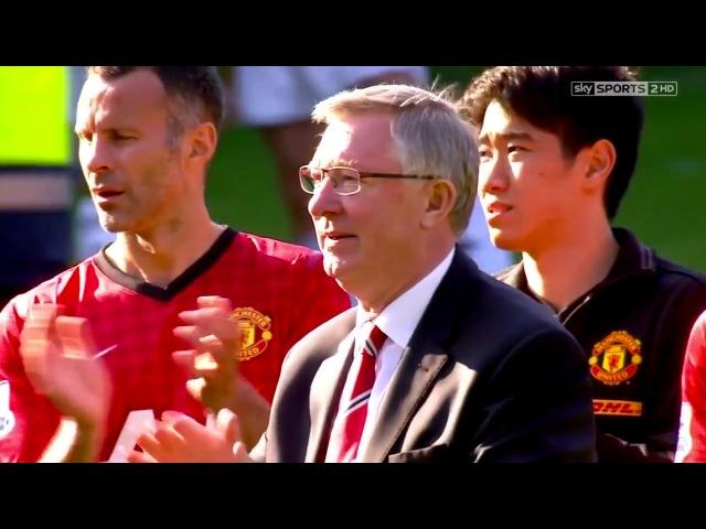 Вест Бромвич 5-5 Манчестер Юнайтед | сезон 2012/13