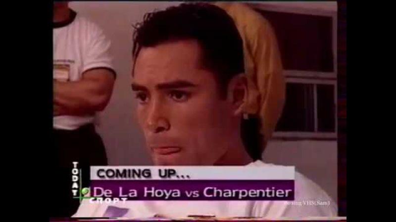 Оскар Де Ла Хойя-Патрик Шарпантье/Oscar De La Hoya-Patrick Charpentier(Вл. Гендлин ст.)
