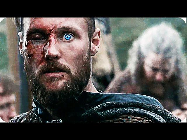 Vikings (2º trailer 5ª temporada COMIC CON 2017)