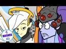 OVERWATCH: No Mercy - The Living Tombstone
