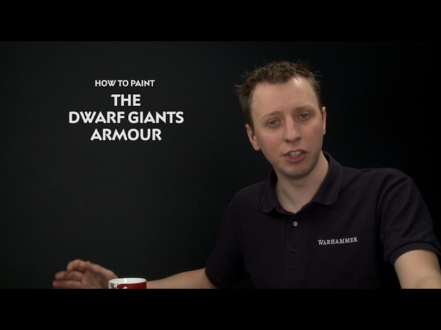 WHTV Tip of the Day - Dwarf Giants Armour.
