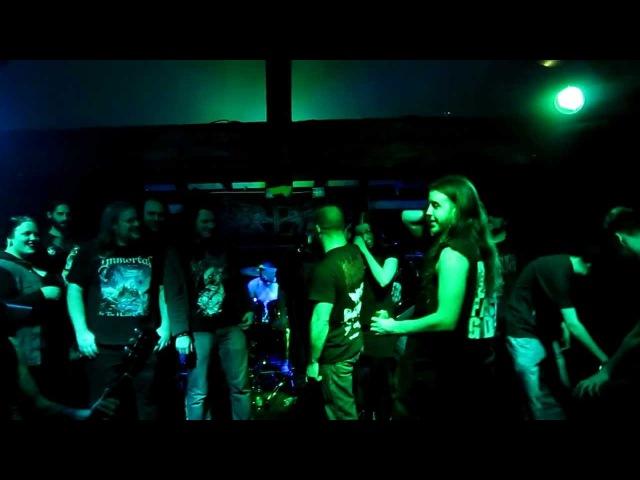 Pyrexia - Sermon Of Mockery