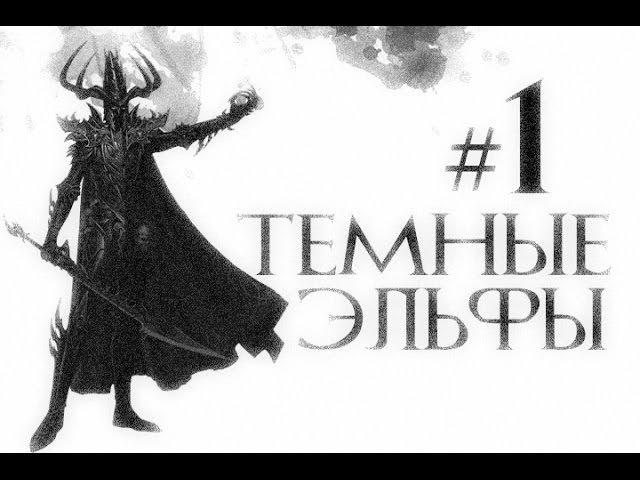 12 - Темные Эльфы 1 (Warhammer FB I Total War)
