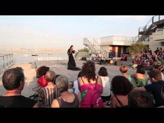 Rocio Molina - Impulso - Festival Marseille 2015 #1
