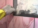 Как положить плитку без штукатурки своими руками часть 2 How to lay tiles diy