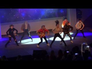 K-STAR 2017: Dance Cover by Blast-Off! - [BTS(방탄소년단) _ FIRE (불타오르네)]
