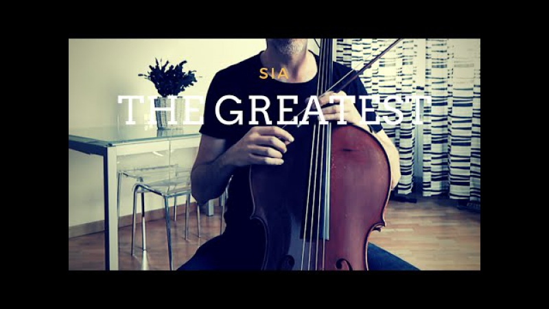 Sia - The greatest for cello and piano (COVER)