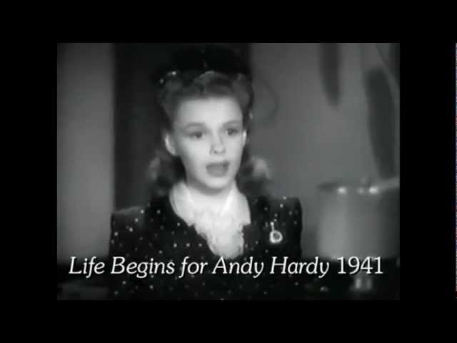 Every Judy Garland film in 14 minutes - Stereo