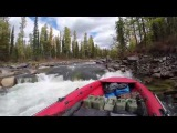 The Ultimate Extreme from SiberiaTuva2014Jet Extreme boatPart 3