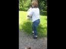 Бетти соскочила с ошейника