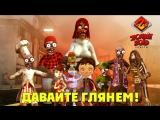 Zombie Zoid Zenith - Геймплей  Gameplay (Первый взгляд)