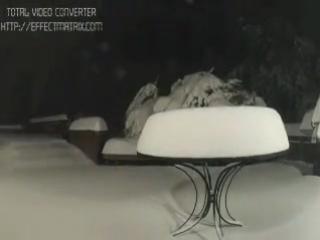 Снегопад 24 часа*_*