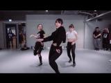 Kiss It Better (R3hab Remix) - Rihanna - Jin Lee Choreography vk.ver