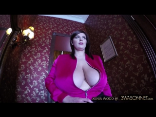Xenia Wood – Enormous Sway Video (Нина Потрапелюк, Большие сиськи, Грудь, Пышки, Big Tits, Busty Girls, Plus Size, Curvy)