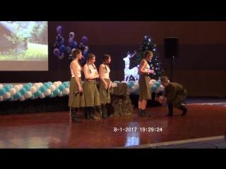А ЗОРИ ЗДЕСЬ ТИХИЕ 8 ЯНВАРЯ 2017 ГОДА