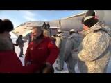 Президент РФ Владимир Путин отправился в Арктику