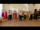 Танец на 8 марта в детском саду