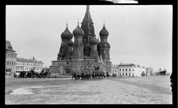 Москва в 1909 году. Часть 2