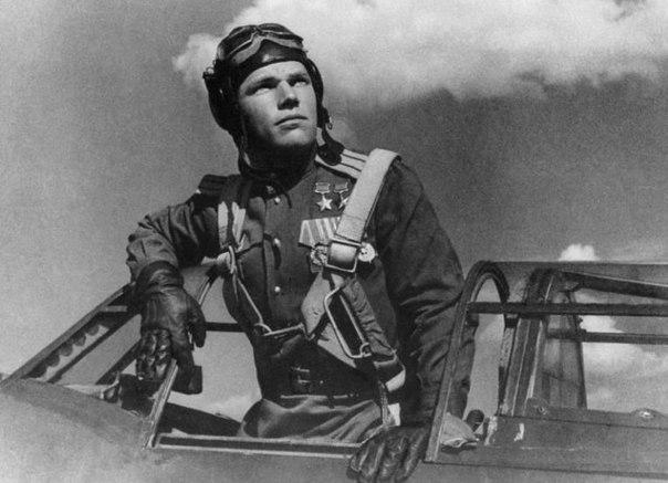 Как Иван Кожедуб сбил два истребителя США
